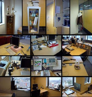 Personalization in non-territorial offices: a study of a human need